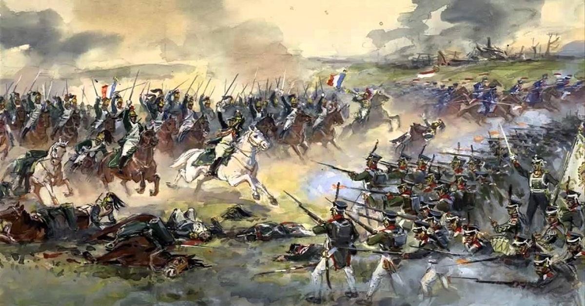 В 1812 году для России началась Отечественная война