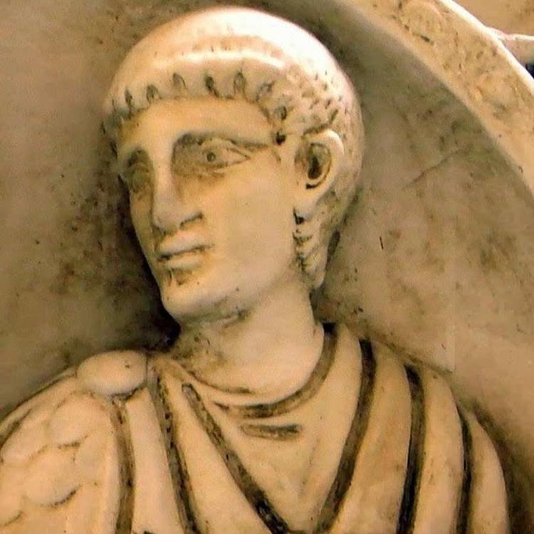 Скульптура Флавия Аэция