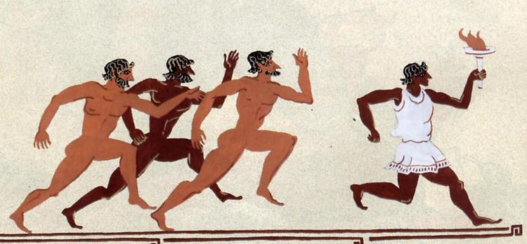 Как появились Олимпийские игры: какими они были в античном мире, для чего  их возродил барон де Кубертен и что они представляют собой сегодня.