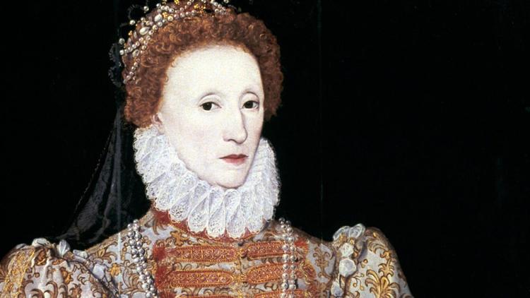 Королева Елизавета I, которая поддерживала пирата Дрейка