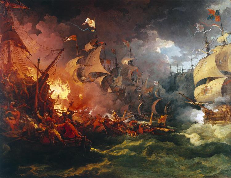 Дрейк отличился, в том числе, и в Гравелинском морском сражении, в котором Непобедимая Армада окончательно проиграла