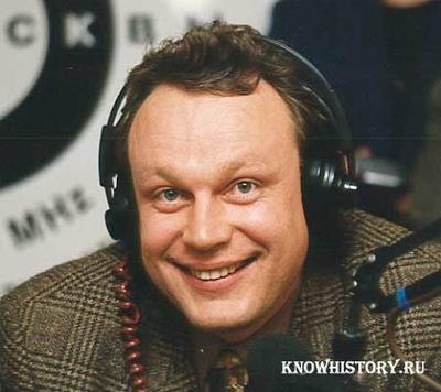 Сергей Жигунов российский актер и продюсер