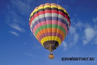 Полёт на воздушном шаре через Ла-Манш