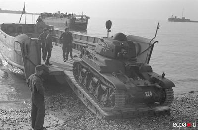 В 1940 году Гитлер издал директиву о подготовке операции по высадке десанта в Англии