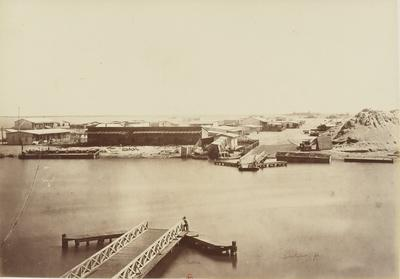 17 ноября в 1869 году состоялась торжественная церемония открытия Суэцкого канала