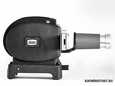Первый фотопроектор