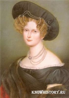 Великая княгиня Елена Павловна (супруга младшего брата Николая I - Михаила)