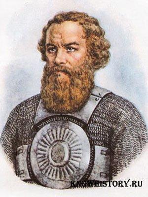 Портрет Кузьмы Минина