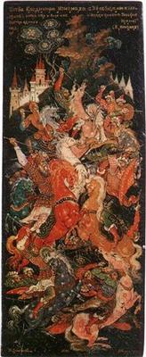 В 1103 году войско под командованием Владимира Мономаха разгромило половцев в урочище Сутень