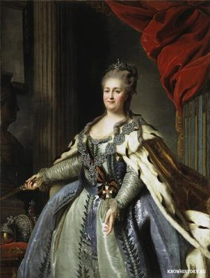 В 1783 году Екатерина II подписала манифест о присоединении Крыма к России