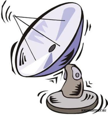 В 1965 году в СССР был запущен первый спутник связи