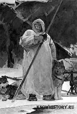 В 1742 году русский полярный исследователь Семён Челюскин достиг северной оконечности полуострова Таймыр