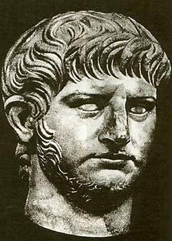 Древнеримский император Нерон