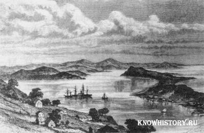 В 1860 году был основан Владивосток