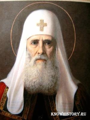 В 1607 году закончил свой жизненный путь первый патриарх Московский Иов
