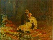 Иван Грозный убил сына