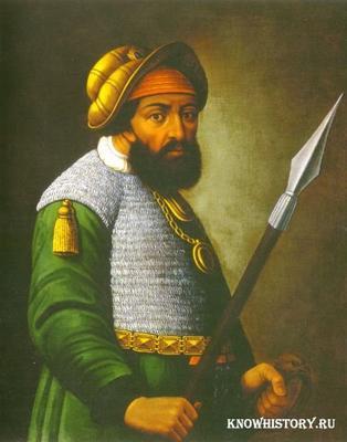 В 1581 году атаман Ермак Тимофеевич начал завоевание Сибири