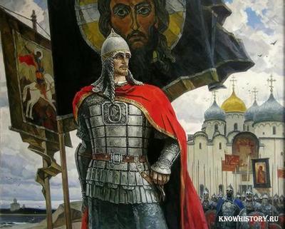 В 1652 году был канонизирован князь Даниил Московский