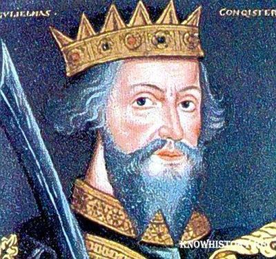 В 1066 году флот герцога Норманнского Вильгельма I Завоевателя высадился на берег Англии