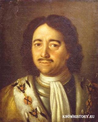 8 ноября в 1699 году Петр I издал указ о наборе регулярного войска