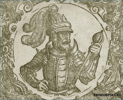 21 ноября в 1368 году войско великого князя литовского Ольгерда напало на Москву