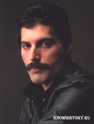 Лидер группы «Queen» Фредди Меркьюри