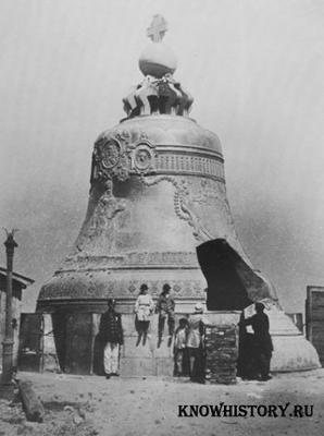 24 ноября в 1735 году в Москве был отлит Царь-колокол