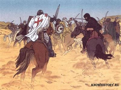 28 ноября в 1095 началась эпоха крестовых походов