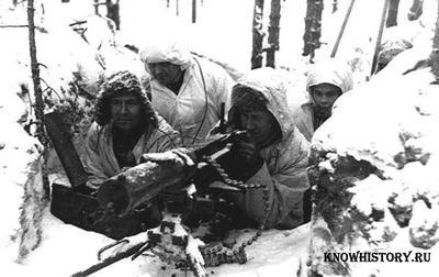 30 ноября в 1939 году началась советско-финская война
