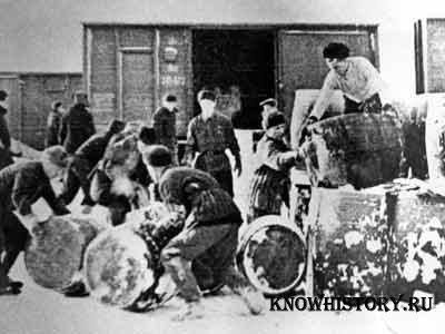 Указ «О мобилизации на период военного времени трудоспособного городского населения для работы на производстве и в строительстве»