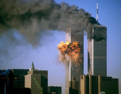 В 2001 году в США был совершен самый крупный в истории человечества террористический акт