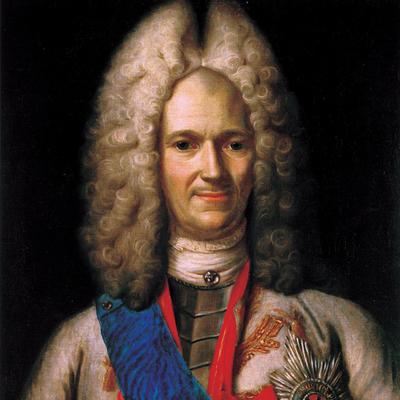 16 ноября в 1673 году родился светлейший князь Александр Данилович Меншиков