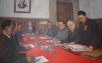 В 1944 году был подписан Указ Президиума Верховного Совета РСФСР о включении Тувы в состав Российской Федерации