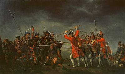 В 1746 году произошло последнее сухопутное сражение на Британских островах