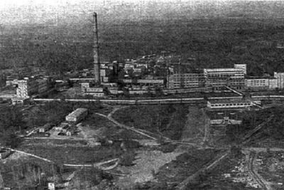 В 1957 году взорвалось хранилище радиоактивных отходов в Челябинской области