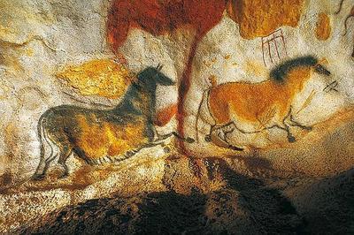 В 1940 году четверо французских школьников обнаружили пещеру