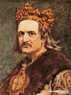 Литовский князь Ягайло