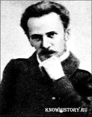 Пётр Петрович Шмидт