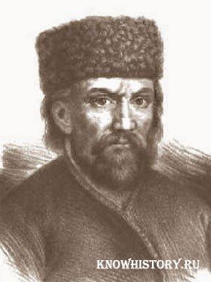 Емельян Иванович Пугачев