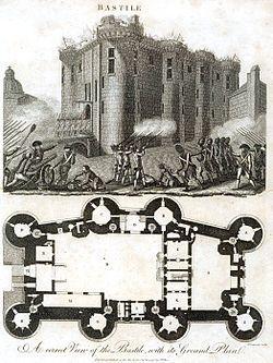 День падения Бастилии
