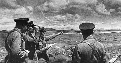японские войска вторглись на территорию Советского Союза