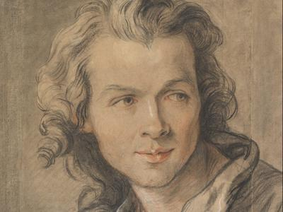 портрет Этьена Фальконе