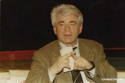 Борис Васильевич Спасский
