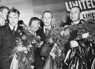В 1937 году восхищенная Америка сердечно встретила советских героев-летчиков
