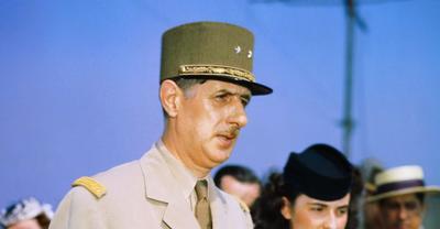 22 ноября в 1890 году родился французский генерал Шарль де Голль