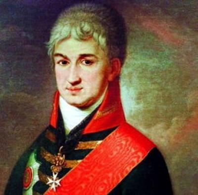 Граф, командор Николай Резанов