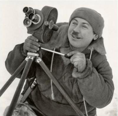 Легендарный полярный исследователь Иван Папанин