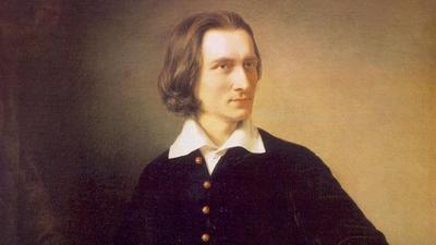 портрет Ференца Листа