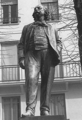 23 ноября в 1890 году состоялось открытие памятника Гюставу Флоберу