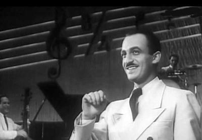 Джазовый трубач Эдди Рознер